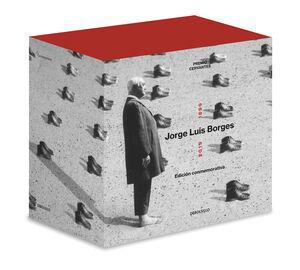 PACK JORGE LUIS BORGES 1899-2019 (CONTEMPORANEA)