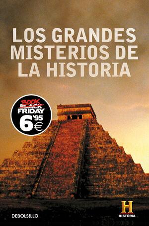 LOS GRANDES MISTERIOS DE LA HISTORIA (EDICIÓN BLACK FRIDAY)