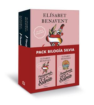 PACK BILOGÍA SILVIA (CONTIENE: PERSIGUIENDO A SILVIA  ENCONTRANDO A SILVIA)
