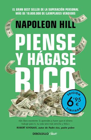 PIENSE Y HÁGASE RICO (EDICIÓN LIMITADA A PRECIO ESPECIAL)