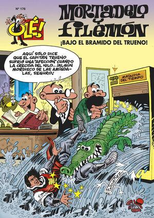 ¡BAJO EL BRAMIDO DEL TRUENO! (OLÉ! MORTADELO 176)