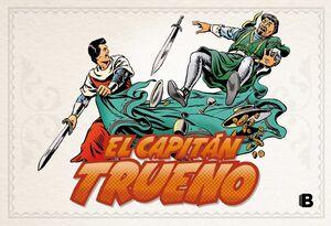 EL CAPITÁN TRUENO (FASCÍCULOS: 193 - 240) (NUEVA EDICIÓN) (EL CAPITÁN TRUENO [ED