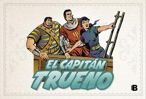 EL CAPITÁN TRUENO (FASCÍCULOS: 529 - 576) (NUEVA EDICIÓN) (EL CAPITÁN TRUENO [ED