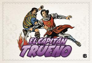 EL CAPITÁN TRUENO (FASCÍCULOS: 577 - 618) (NUEVA EDICIÓN) (EL CAPITÁN TRUENO [ED