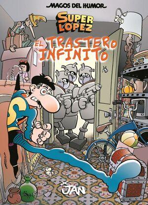 SUPERLÓPEZ. EL TRASTERO INFINITO (MAGOS DEL HUMOR 181)