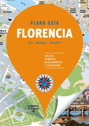 FLORENCIA (PLANO-GUÍA)