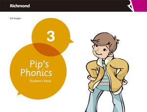 PHONICS 3 STUDENT'S PACKS
