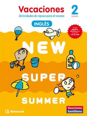 NEW SUPER SUMMER SB 2 + AUDIO
