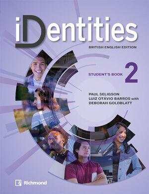 IDENTITIES 2 BRITISH ED STUDENTS BOOK