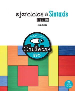 EJERCICIOS DE SINTAXIS 3º Y 4º ESO