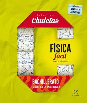 FÍSICA FÁCIL PARA BACHILLERATO