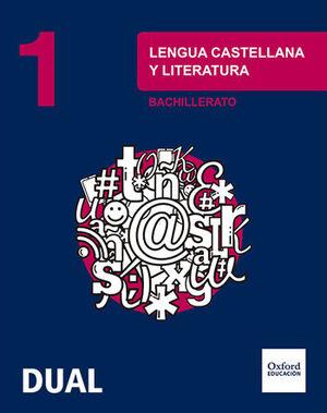 INICIA LENGUA CASTELLANA Y LITERATURA 1.º BACHILLERATO. LIBRO DEL ALUMNO