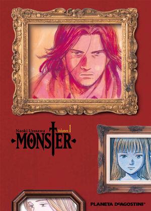 MONSTER KANZENBAN Nº 01/09