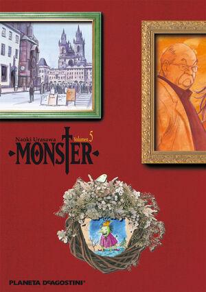 MONSTER KANZENBAN Nº 05/09