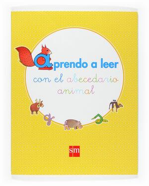 APRENDO A LEER CON EL ABECEDARIO ANIMAL
