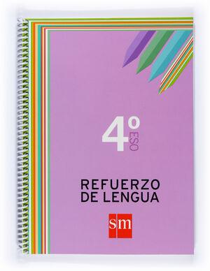 REFUERZO DE LENGUA. 4 ESO
