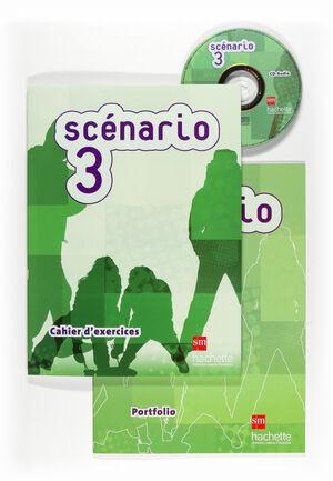 SCÉNARIO 3. CAHIER D'EXERCICES