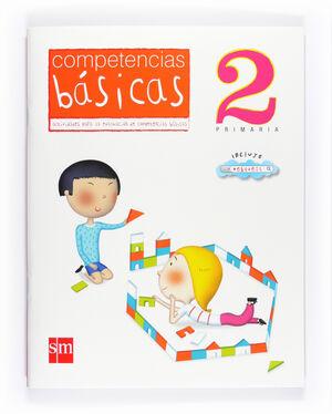 COMPETENCIAS BÁSICAS. 2 PRIMARIA