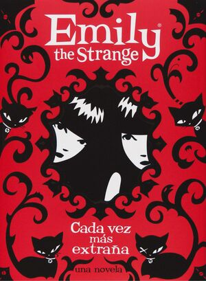 EMILY THE STRANGE: CADA VEZ MÁS EXTRAÑA