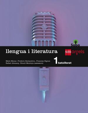 LLENGUA I LITERATURA. 1 BATXILLERAT. SABA