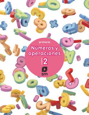 CUADERNO 2 DE NÚMEROS Y OPERACIONES. PRIMARIA