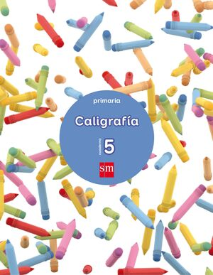 CUADERNO 5 DE CALIGRAFÍA. PRIMARIA