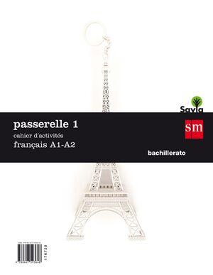 PASSARELLE 1. CAHIER D´ACTIVITÉS
