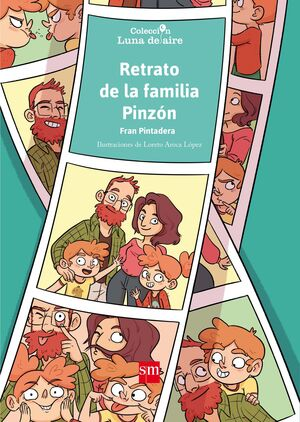 RETRATO DE LA FAMILIA PINZÓN