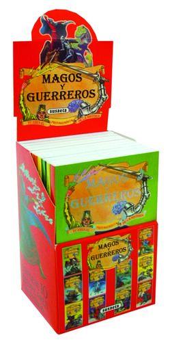 ESTUCHE MAGOS Y GUERREROS