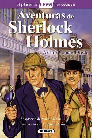 AVENTURAS DE SHERLOCK HOLMES - PLACER DE LEER LILA