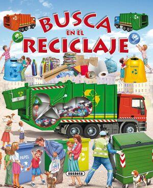 BUSCA EN EL RECICLAJE