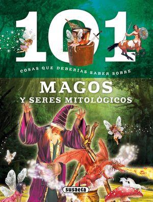 MAGOS Y SERES MITOLÓGICOS