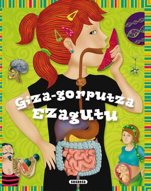 GIZA-GORPUTZA EZAGUTU