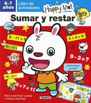 SUMAR Y RESTAR (6-7 AÑOS)