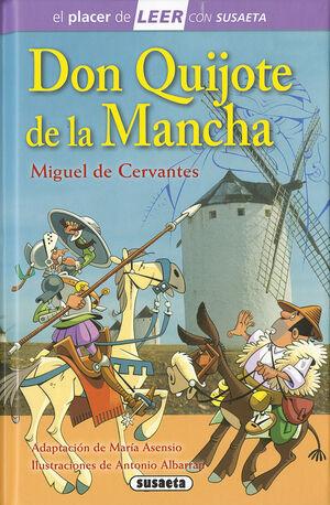 DON QUIJOTE DE LA MANCHA - PLACER DE LEER LILA
