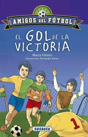 EL GOL DE LA VICTORIA