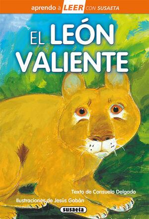 LEON VALIENTE, EL (APRENDO A LEER)
