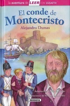 CONDE DE MONTECRISTO (AVENTURA DE LEER)