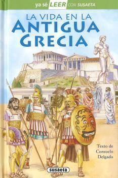 LA VIDA EN LA ANTIGUA GRECIA