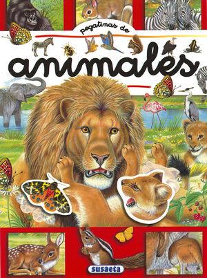 PEGATINAS DE ANIMALES 1