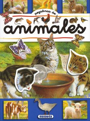 PEGATINAS DE ANIMALES 2