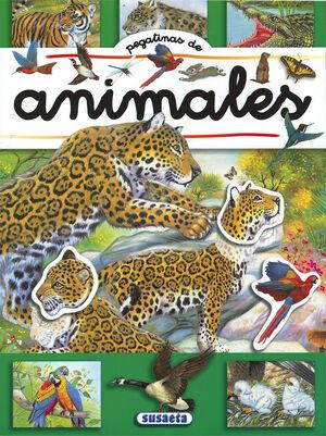 PEGATINAS DE ANIMALES 3