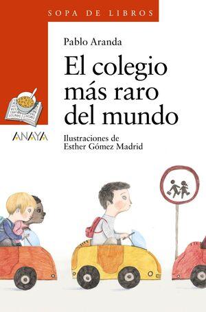 EL COLEGIO MÁS RARO DEL MUNDO