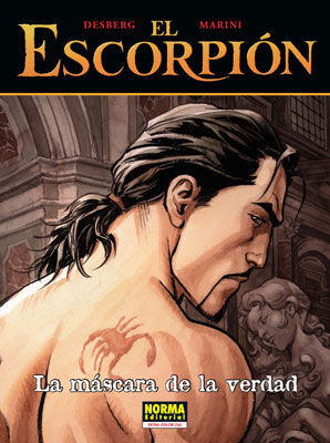 EL ESCORPIÓN 09. LA MÁSCARA DE LA VERDAD