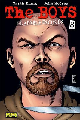 THE BOYS 8. EL AFABLE ESCOCÉS