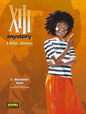 XIII MYSTERY 3. LITTLE JONES