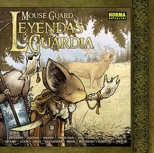 MOUSE GUARD 3. LEYENDAS DE LA GUARDIA
