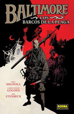 BALTIMORE 1. LOS BARCOS DE LA PLAGA