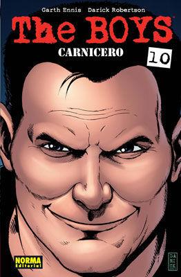 THE BOYS 10, CARNICERO
