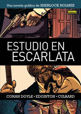 SHERLOCK HOLMES 1, ESTUDIO EN ESCARLATA